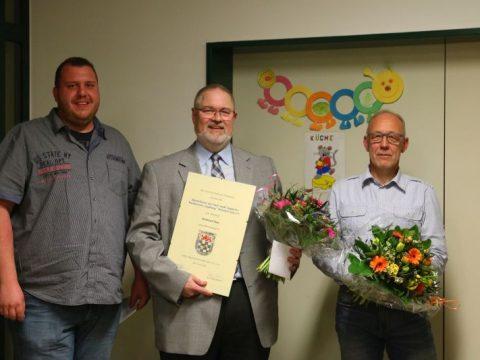 Ehrenmitglied Raimund Baus
